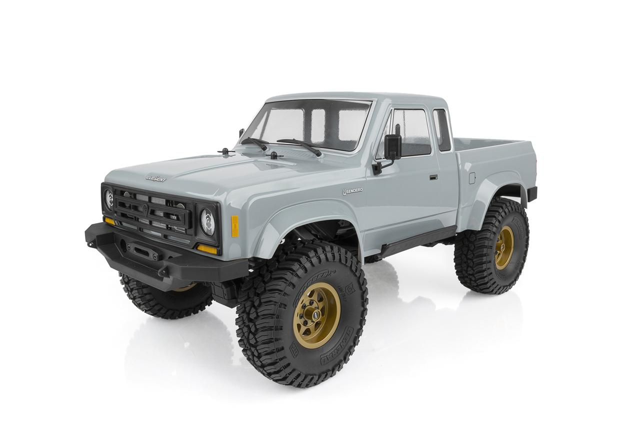 ENDURO TRAIL TRUCK, w/SANDERO BODY RTR