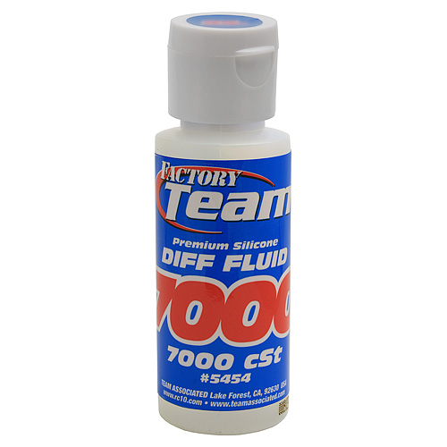 SILICONE DIFF FLUID 7,000cst #5454