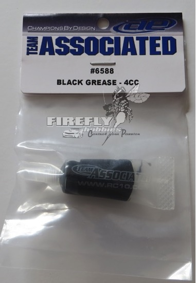 BLACK GREASE 4cc #6588