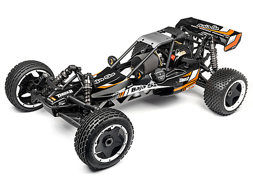 RTR BAJA 5B 2.0 WITH D-BOX 2 #113141