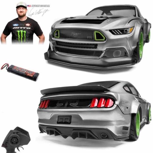 HPI RS4 SPORT 3 DRIFT RTR 2015 FORD MUSTANG SPEC 5 #115126