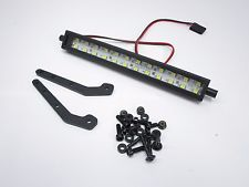1/10 12MM HIGH BRIGHT 24 LED LIGHT BAR & MOUNTS #68149