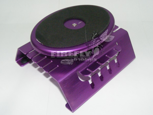 CAR WORKS STAND - PURPLE#70116