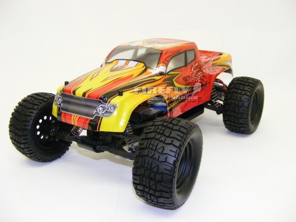 HSP 1/12 2WD MONSTER TRUCK #94401