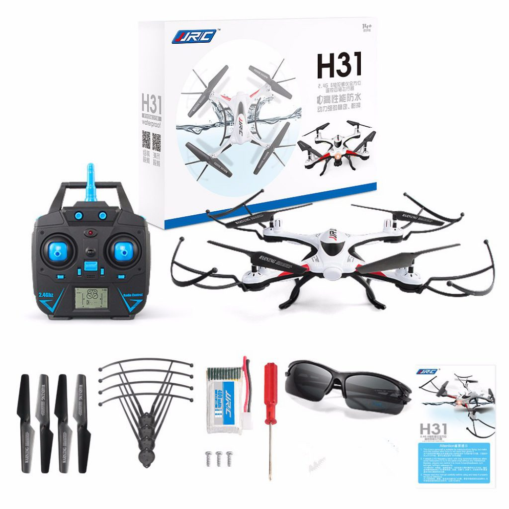 H31 WATERPROOF QUADCOPTER RTF