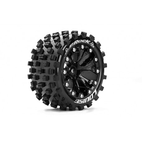 "ST-ROCK 2.8"" 1/10 STADIUM TRUCK TIRES #3273SBH"