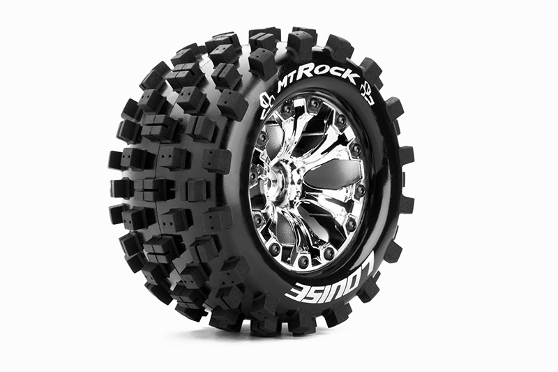 "MT-ROCK 2.8"" 1/10 MONSTER TRUCK TIRE #3275SCH"