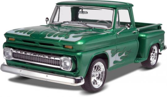 1/25 1965 CHEVY STEPSIDE PICK UP 2IN1 #85-7210