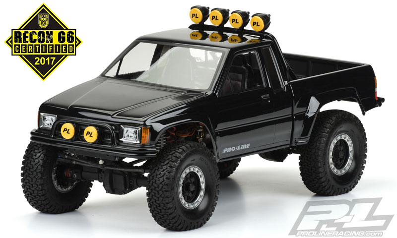 1985 TOYOTA HILUX SR5 ROCK CRAWLER BODY (CAB AND BED) #3466-00