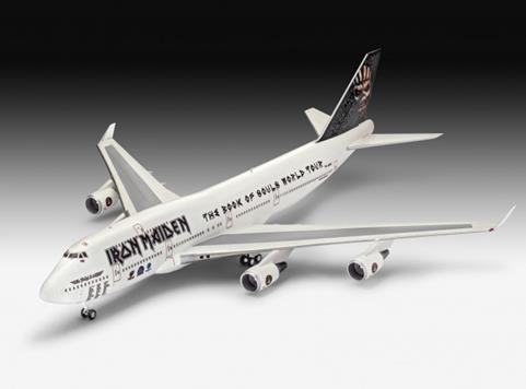 1/144 BOEING 747-400 IRON MAIDEN - ED FORCE ONE #04950