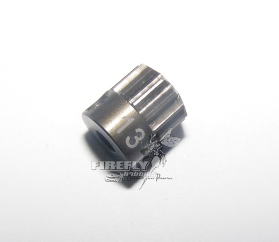 13T 48P HARD COATED PINION GEAR