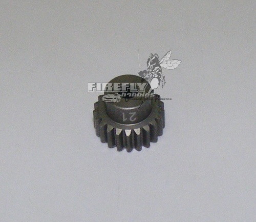 21T 48P HARD COATED PINION GEAR