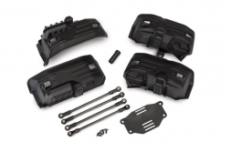 CHASSIS CONVERSION KIT TRX-4 - LONG TO SHORT #8058