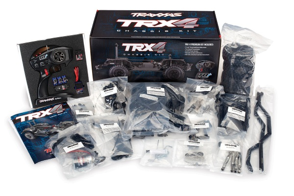 TRX-4 KIT VERSION #82016-4