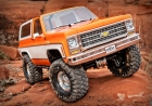 TRX-4 SCALE AND TRAIL CRAWLER w/1979 CHEVY BLAZER BODY #82076-4
