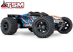 E-REVO 2 - BRUSHLESS #86086-4