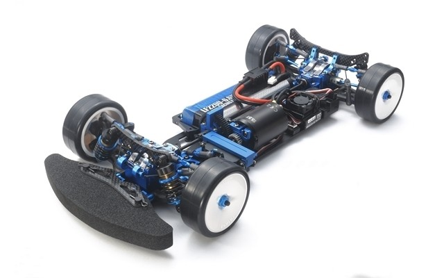 R/C TB EVOLUTION 7 CHASSIS KIT #42315