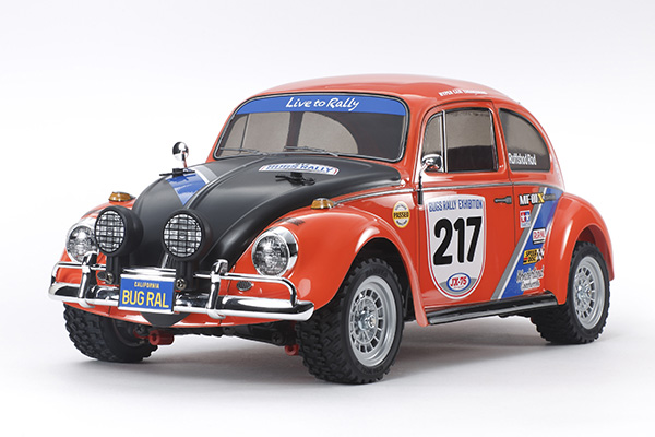 R/C VOLKSWAGEN BEETLE RALLY (MF01X) #58650