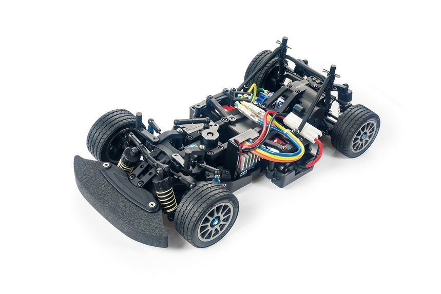 R/C M08 CHASSIS KIT #58669