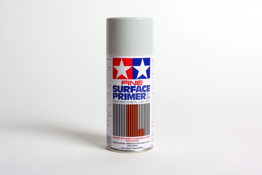 Surface Primer Fine L (Grey) #87064