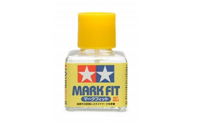 MARK FIT DECAL SETTING SOLUTION #87102