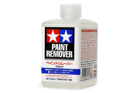PAINT REMOVER 250ml #87183