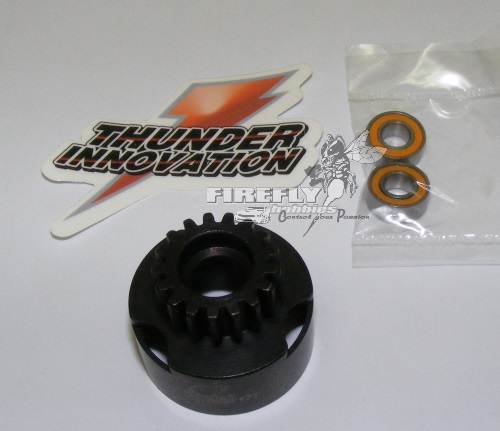 17T VENTED CLUTCH BELL #TIP069