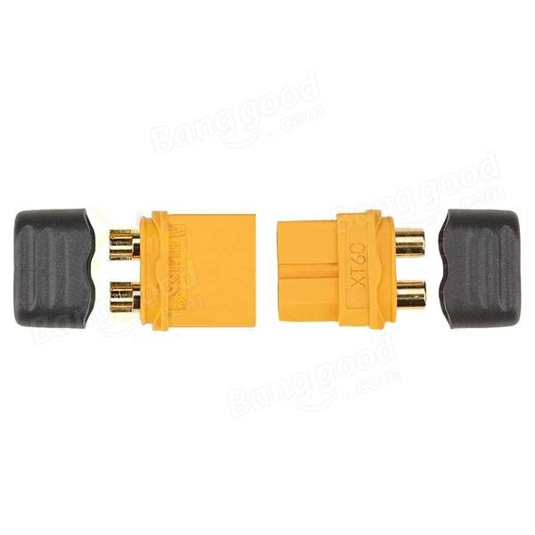 X-POWER XT-60 Connectors (2MALE 2 FEMALE)