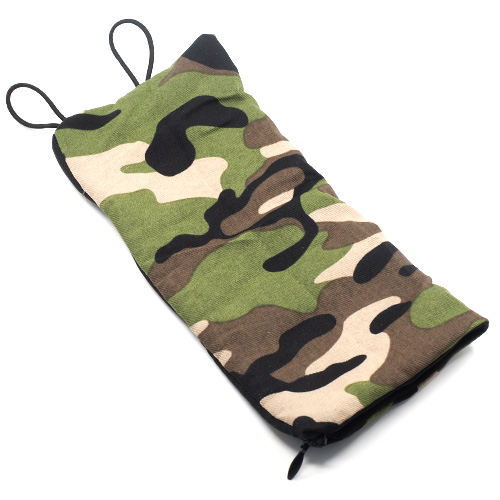 1/10 CRAWLER ACC. CAMO SLEEPING BAG #YA-0451