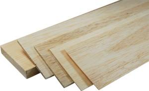 1.5mm Balsa Sheet