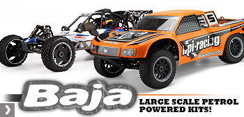 HPI LARGE SCALE PETROL