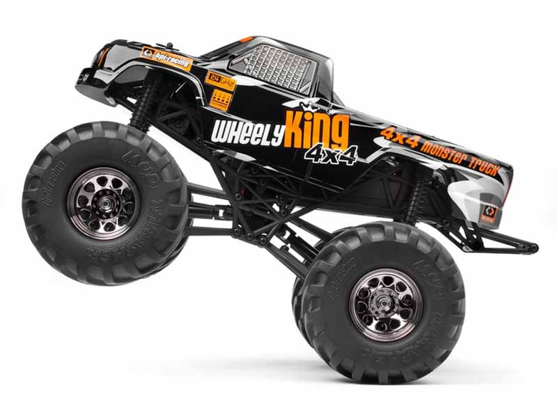 HPI Wheely King RTR 4X4 #106173
