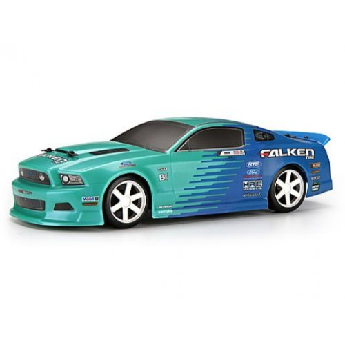 HPI Falken 2013 Ford Mustang Micro RS4 Drift RTR #111230