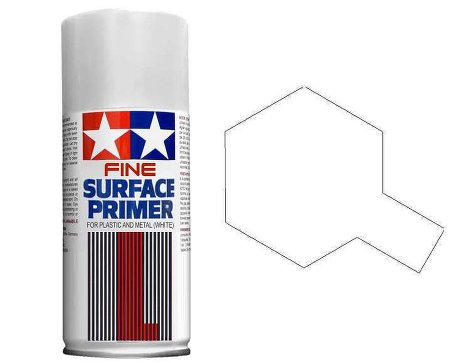 Surface Primer Fine L (White) #87044