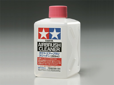 TAMIYA Airbrush Cleaner 250ml.