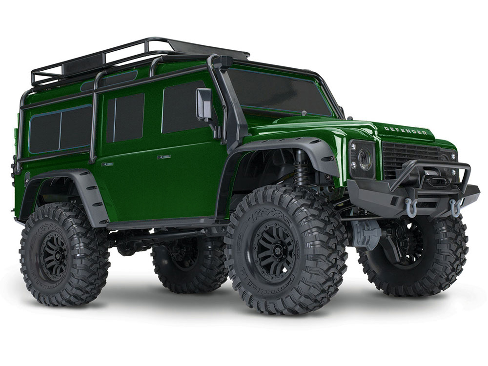 TRX-4 Scale and Trail Crawler w/Land Rover Body #82056-4