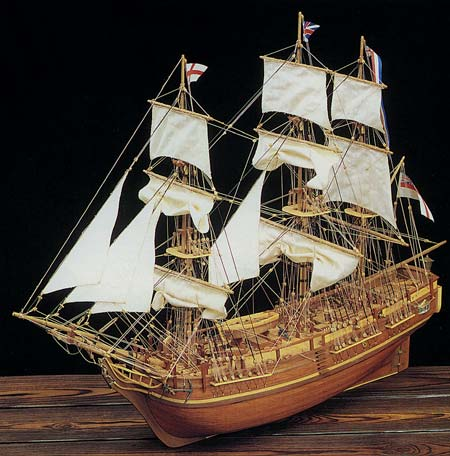 Wooden Ship Models